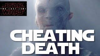 Transference Theory: The one way Plagueis could be Snoke