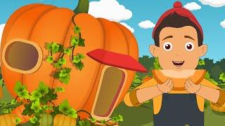 Peter Peter Pumpkin Eater Nursery Rhymes - Ep 37