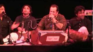 Rahat Fateh Ali Khan Live In Manchester Singing Afreen Afreen