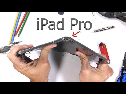 Xxx Mp4 IPad Pro Bend Test Be Gentle With Apples New IPad 3gp Sex