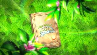 Forgotten Book of Sky Garden (Dream Scene, Video Wallpaper, Loop Background)