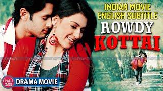 [ Rowdy Fort ] ROWDY KOTTAI | Indian movies | English Subtitles | Hansika Motwani, Nithin
