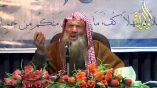 اداب الخطيب وصفاته للشيخ جمال بنات في دورة صدى المنبر 1 4 2014