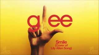 Smile (Lily Allen Song) | Glee [HD FULL STUDIO]