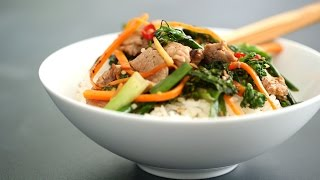 The Secret to the Perfect Stir-Fry - Kitchen Conundrums with Thomas Joseph