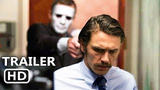 THE VAULT Official Trailer (2017) James Franco, Bank Robbery Movie HD