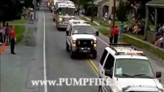 LCFA Fireman's Convention Parade 2010 PART 4