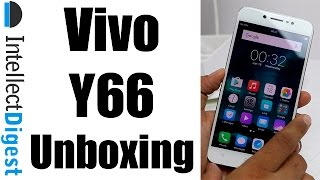 Vivo Y66 India Unboxing, Hands On, Features, Camera Test and First Impressions