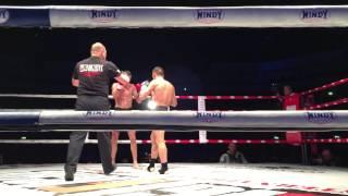 Remigijus Morkevičius (Titanas) vs. Sergei Bokhanau (Belarus)