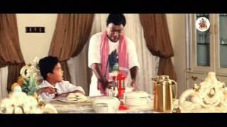 Sahasa Baludu Vichitra Kothi Movie - Gundu Hanumantha Rao, Master Anvesh Comedy Scene