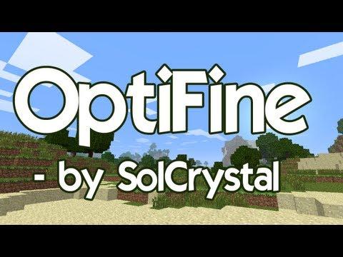Minecraft Mod Installation OptiFine