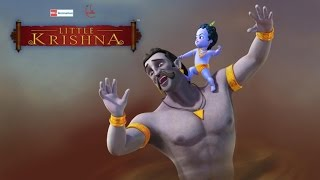 Little Krishna Tamil - Episode 12 Trinavarta