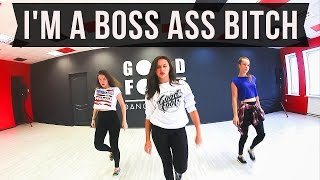 Nicki Minaj - Boss Ass Bitch ft. PTAF (Explicit) | Jazz Funk choreography by Vyatina Ya