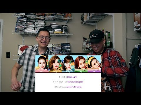 Download Lagu Red Velvet 레드벨벳 - With You Reaction MP3