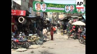Cycling popular in Pakistan