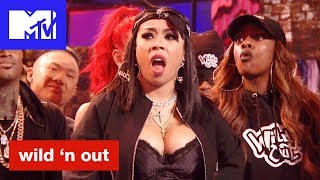Keyshia Cole Would F*** Up Nick Cannon's Car | Wild 'N Out | #Wildstyle