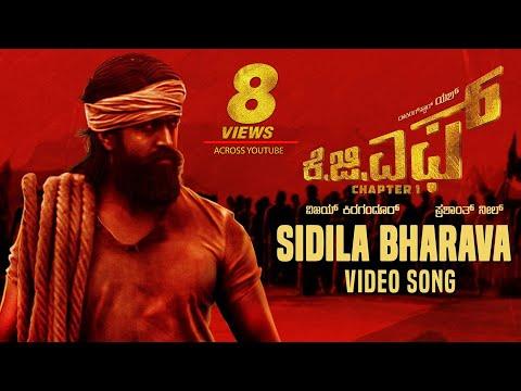 Xxx Mp4 Sidila Bharava Full Video Song KGF Kannada Movie Yash Prashanth Neel Hombale KGF Video Songs 3gp Sex