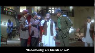 Funny Friendship dialoge from koyla movie