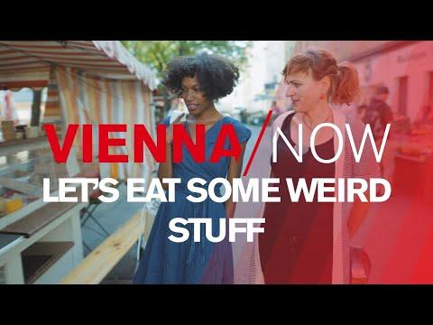 Xxx Mp4 Let's Eat Some Weird Viennese Stuff VIENNA NOW 3gp Sex
