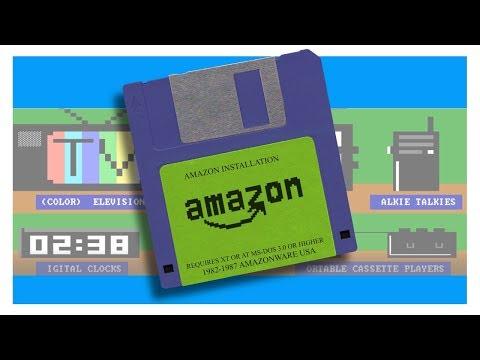 Amazon in the Eighties