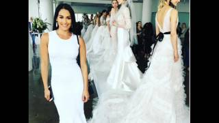 Nikki Bella Is Wedding Dress Shopping! See What Designer Gowns the Total Divas Star Is Looking At