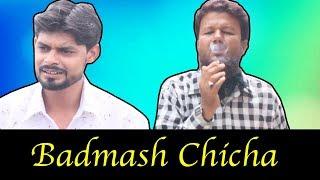 Badmash Chicha | Funny 2017 Comedy | Hyderbadi Comedy | Hyderbadi Stars |