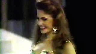 SEÑORITA ANTIOQUIA 1992 LUZ ZORAIDA PÉREZ OLARTE