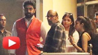 Aishwarya Rai's Father Is In The ICU; Abhishek Bachchan, Amitabh Bachchan Visit Hospital