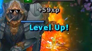 LoL Best Moments #139 Level up (League of Legends)