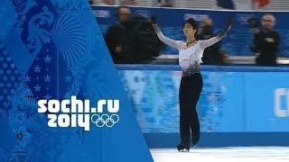 Yuzuru Hanyu's Gold Medal Winning Performance - Men's Figure Skating | Sochi 2014 Winter Olympics