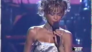 Whitney Houston bodyguard medley live 2001
