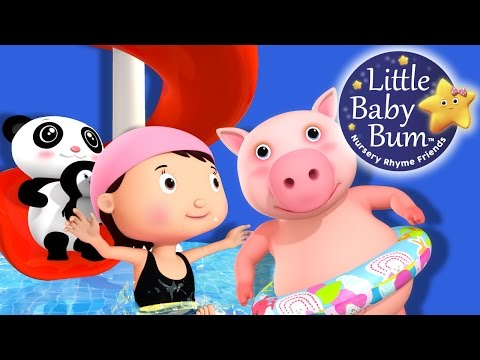 Xxx Mp4 Little Baby Bum Swimming Song Part 2 Nursery Rhymes For Babies Songs For Kids 3gp Sex