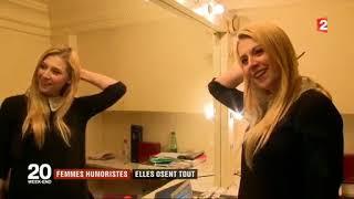 Laura Laune fait polémique avec une blague sur la Shoah dans le JT de France 2