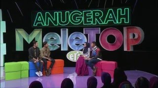MeleTOP - Borak 'Ola Bola' Bersama Luqman Hafidz & JC Chee! Ep169 [26.1.2016]