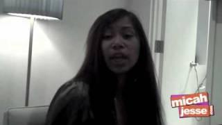 """EXCLUSIVE: Jessica Sanchez Performs """"Dream Big"""" by Jazmine Sullivan"""