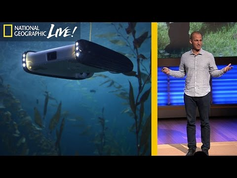 This Low-Cost Robot Can Help You Explore the Ocean | Nat Geo Live