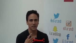 Pedro Alonso habla sobre su participación en el Mr Venezuela 2016