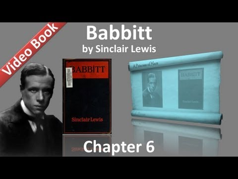 Chapter 06 - Babbitt by Sinclair Lewis