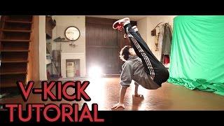 How to V-kick Tutorial | Kaio