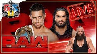WWE Raw 2 October 2017 Full Show Reaction Hangout - WWE Monday Night Raw 10/02/17 HD