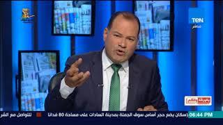 الديهي يتسائل: اين منظمات حقوق الإنسان والمجتمع الدولى من تحريض الإخوان ضد مصر ومؤسساتها