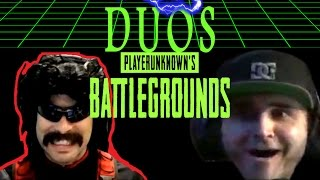 Dr DisRespect Duos with Summit ( BATTLEGROUNDS Highlights Pt.2 )