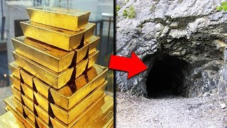 Top 15 Real Hidden Treasures Still NOT Found