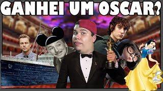 Os Maiores ganhadores do Oscar  (HD)  - Qual é o Botão?