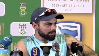 Why did Virat Kohli lose his cool after loss at Centurion? | India Tour of South Africa
