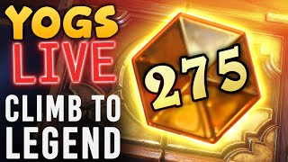 THE CLIMB TO LEGEND - Hearthstone Misplays w/ Turps - 1st June 2016