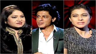 SHAHRUKH KHAN   KAJOL   Dilwale    Aamne Samne with अनुराधा प्रसाद