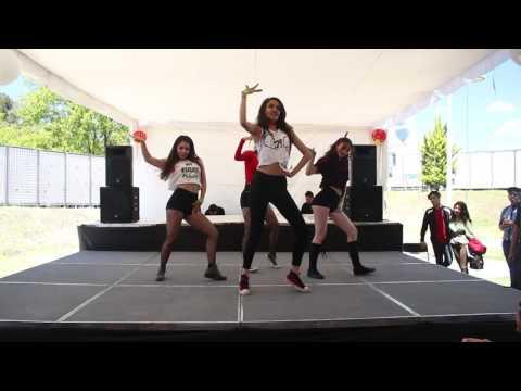 Black Pink - Intro BOOMBAYAH & HIGH4 20 - HOOKGA cover by OPTIMUM