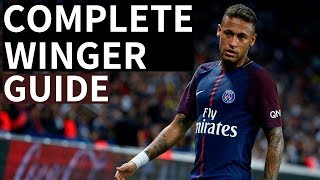 How To Play Winger In Soccer - Complete Guide!