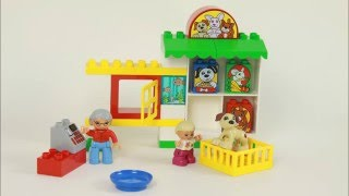 LEGO Duplo Pet Shop 5656